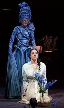 Into the Woods production photo - from Annenberg Center website